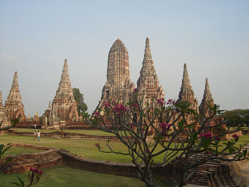 Travel Opportunities for People Teaching English in Thailand