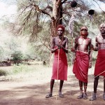 Maasai Tribes People