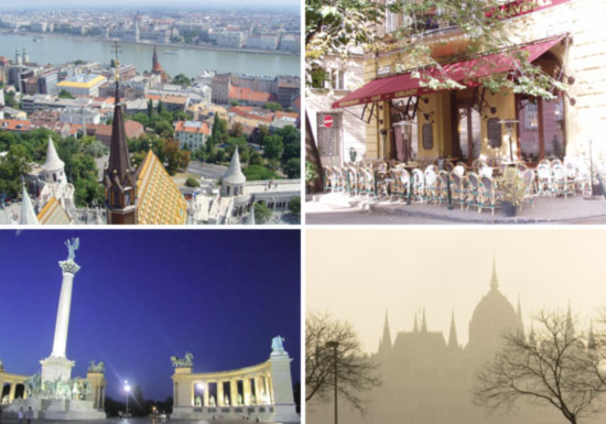 teaching English in Budapest