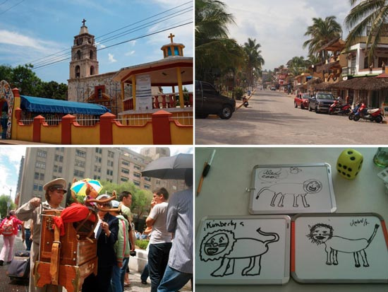 Amber's images of Mexico