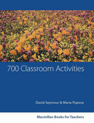 Best TEFL Book for lesson ideas and activities – 700 Classroom Activities