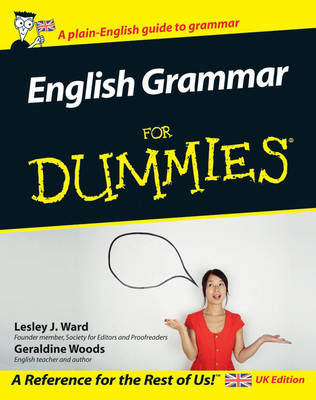 Books for your TEFL Course – English Grammar for Dummies