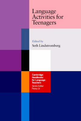 Language Activities for Teenagers- Book Review