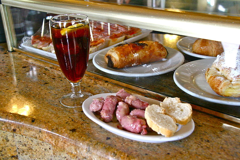 Teaching English in Spain could be a treat for your tastebuds too!