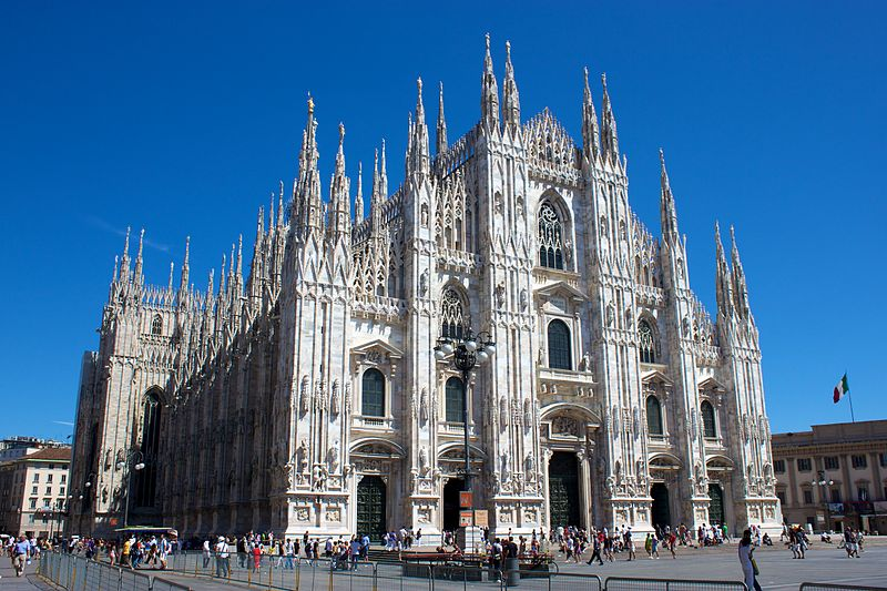 Teaching English in Milan … where taste is of the essence