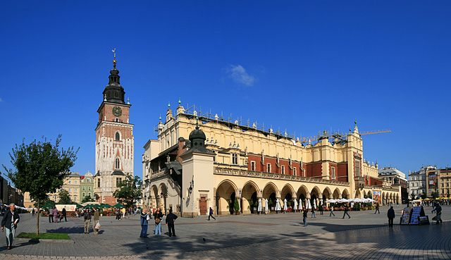 Teaching English in Krakow