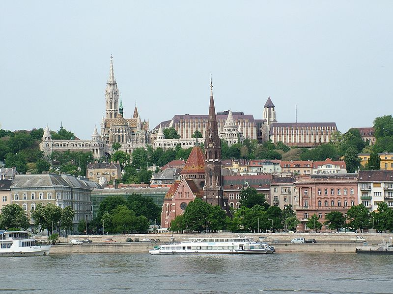 Teaching English in Beautiful Budapest