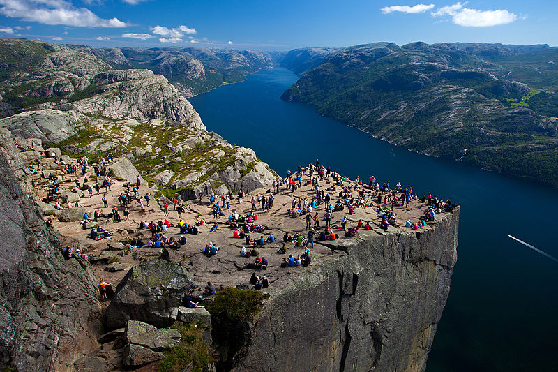 The natural icons of Norway