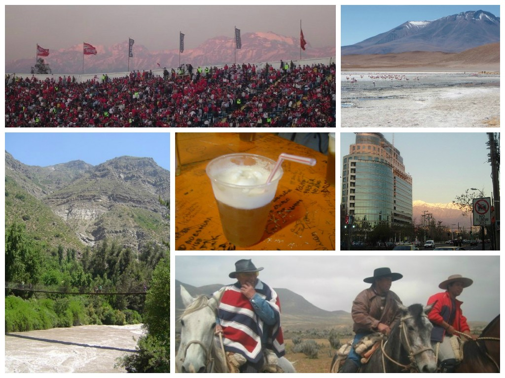 The excitement and adventure of teaching English in Chile