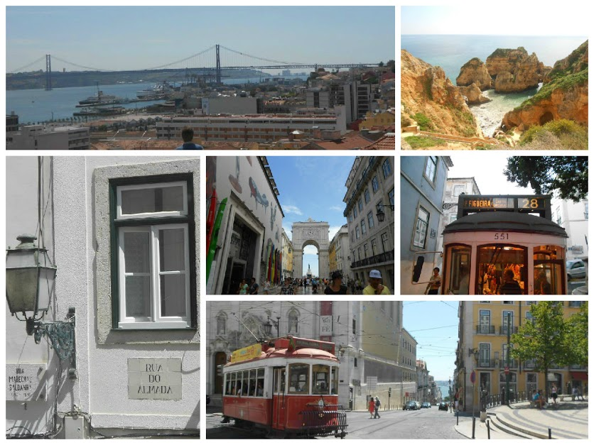 Sun, sea and superbock – teaching English in the beauty of Portugal