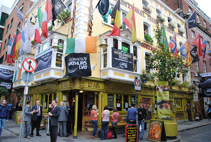 Teaching English For Laughs IN IRELAND